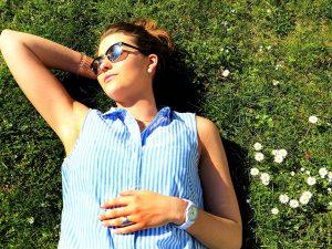 Die Sonne ist der wichtigste Lieferant von Vitamin D für uns.