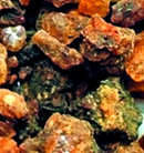 Das Harz der Myrrhe