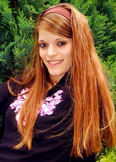Langes schönes Haar