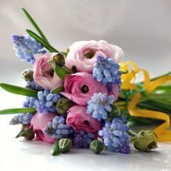 Blumen verschenken - mit Blumen verzaubern