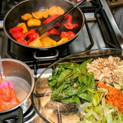 Du bist was Du isst - besonders die Farben machen einen Unterschied