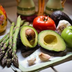 Nährstoffmangel ist gerade bei Vegetariern eher selten.