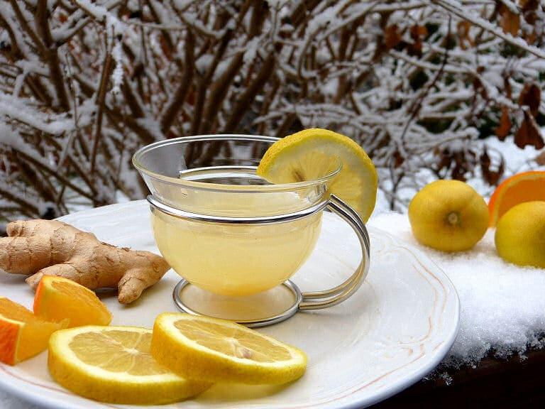 Die Kombi von Ingwer und Zitrone ist besonders beliebt.