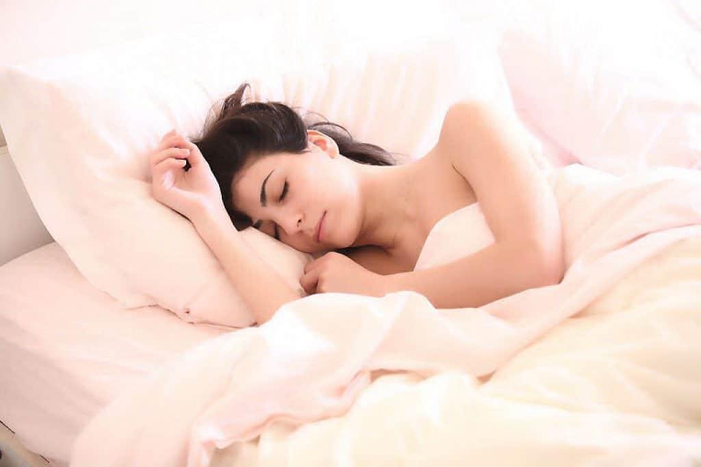 Wer immer schön schnell einschlafen kann, hat´s gut.